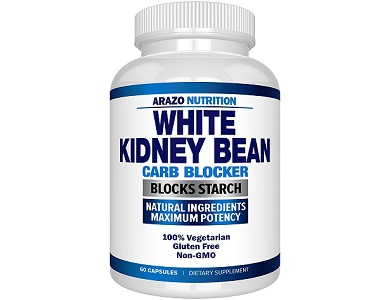 Arazo Nutriton White Kidney Bean Extract Weight Loss Supplement Review