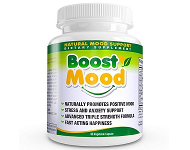 Boost Mood Review - For Relief From Anxiety And Tension