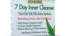 Country Farms 7-Day Inner Cleanse Review - For Flushing And Detoxing The Colon