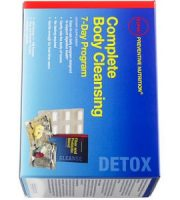 GNC Preventive Nutrition 7-Day Program Detox Review - For Flushing And Detoxing The Colon
