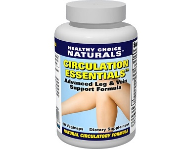 Healthy Choice Naturals Circulation Essentials Review - For Reducing The Appearance Of Varicose Veins