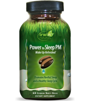 Irwin Naturals Power to Sleep PM Review - For Restlessness and Insomnia