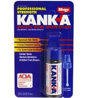 Kanka Mouth Pain Liquid Review - For Relief From Mouth Ulcers And Canker Sores