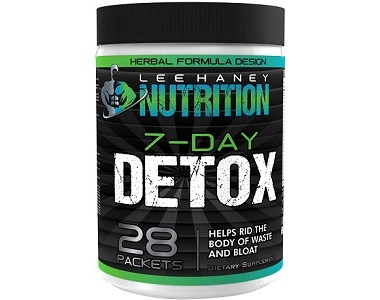 Lee Haney Nutrition 7-Day Detox Review - For Flushing And Detoxing The Colon