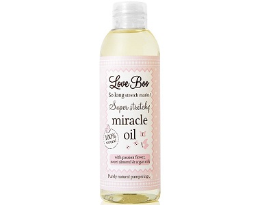 Love Boo Super Stretchy Miracle Oil Review - For Reducing The Appearance Of Stretch Marks