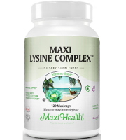 Maxi Health Maxi Lysine Complex Review - For Relief From Mouth Ulcers And Canker Sores
