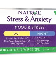 Natrol Stress and Anxiety Review - For Relief From Anxiety And Tension
