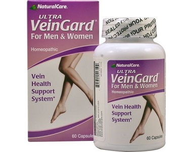 NaturalCare Vein-Gard Review - For Reducing The Appearance Of Varicose Veins