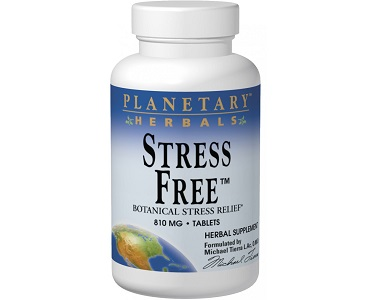 Planetary Herbals Stress Free Review