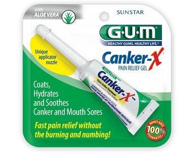 Sunstar Gum Canker-X Gel Review