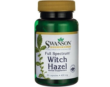 Swanson Full Spectrum Witch Hazel Review - For Reducing The Appearance Of Varicose Veins