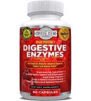 Crystal Clear Digestive Enzymes Review - For Increased Digestive Support And IBS