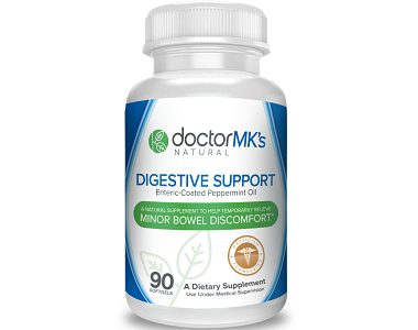 Doctor MK's Natural Digestive Support Review - For Increased Digestive Support