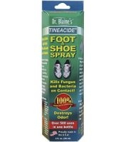 Dr Blaine's Tineacide Foot and Shoe Spray Review - For Symptoms Associated With Athletes Foot