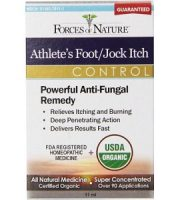 Forces Of Nature Athlete's Foot and Jock Itch Control Review - For Athletes Foot