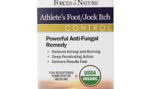 Forces Of Nature Athlete's Foot and Jock Itch Control Review
