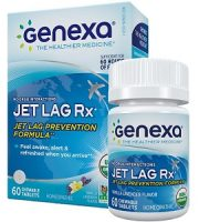 Genexa Health Jet Lag Rx Review - For Relief From Jetlag