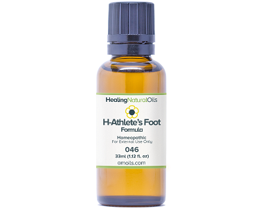 Healing Natural Oils H-Athlete's Foot Formula Review - For Symptoms Associated With Athletes Foot