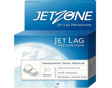 Jetzone Homeopathic Jet Lag Remedy Review