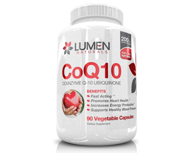 Lumen Naturals CoQ10 Review - For Cognitive And Cardiovascular Support