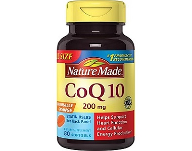 Nature Made CoQ10 Review - For Cognitive And Cardiovascular Support