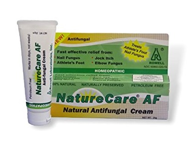 Naturecare AF Antifungal Cream Review - For Reducing Symptoms Associated With Athletes Foot