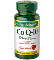 Nature's Bounty Co Q-10 Review - For Cognitive And Cardiovascular Support