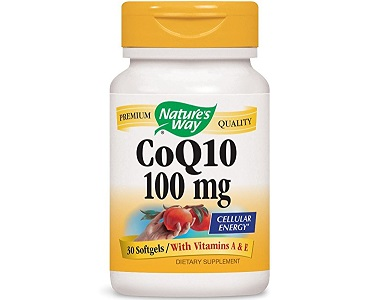 Nature's Way CoQ10 Review - For Cognitive And Cardiovascular Support