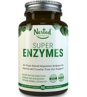 Nested Naturals Super Enzymes Review - For Increased Digestive Support