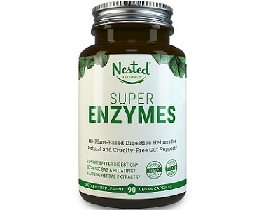 nested naturals super enzymes review updated july 2019