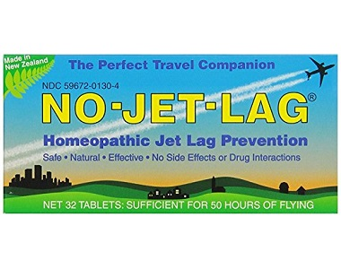 No-Jet-Lag Review - For Relief From Jetlag