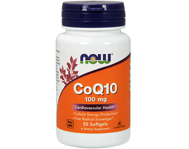 Now Foods CoQ10 Review - For Cognitive And Cardiovascular Support
