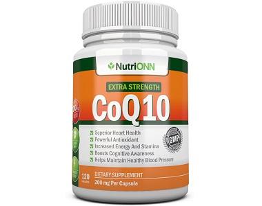 NutriONN CoQ10 Review