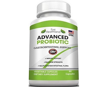 Pure Healthland Advanced Probiotic Gastrointestinal Support Review - For Increased Digestive Support