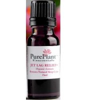 Pure Plant Jet Lag Relief Review - For Relief From Jetlag