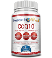 Research Verified CoQ10 Review - For Cognitive And Cardiovascular Support