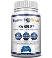 Research Verified IBS Relief Review - For Increased Digestive Support And IBS
