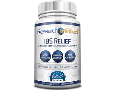 Research Verified IBS Relief