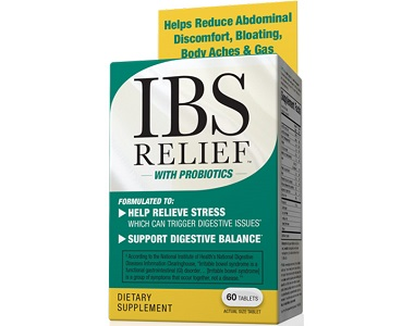 The Carter-Reed Company IBS Relief With Probiotics Review - For Increased Digestive Support And IBS
