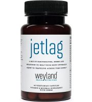 Weyland Brain Nutrition Jetlag Review - For Relief From Jetlag