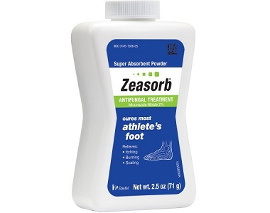 Zeasorb AF Athlete's Foot Review - For Reducing Symptoms Associated With Athletes Foot