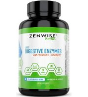 Zenwise Health Daily Digestive Enzymes Review - For Increased Digestive Support And IBS