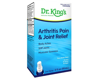 Dr King Arthritis Pain & Joint Relief Review - For Healthier and Stronger Joints