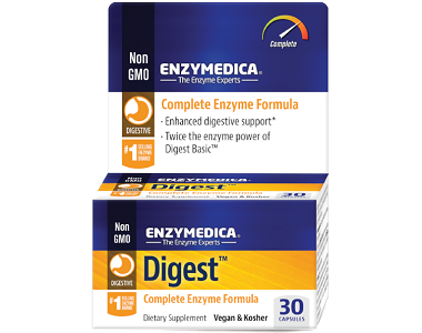 Enzymedica Digest Complete Enzyme Formula Review - For Increased Digestive Support