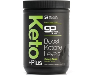 Keto Plus Weight Loss Supplement Review