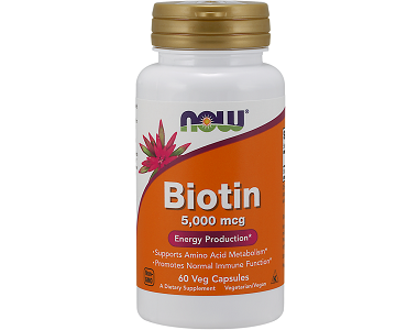 Now Foods Biotin Review