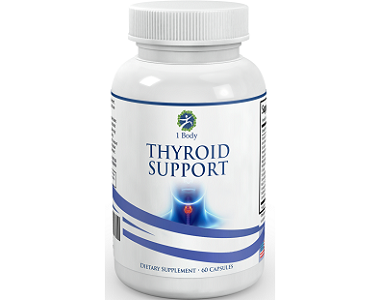 1 Body Brand Thyroid Support for Thyroid