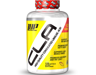 1UP Nutrition CLA Weight Loss Supplement Review