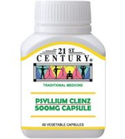 21st Century Psyllium Clenz Review - For Flushing And Detoxing The Colon