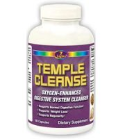 7 Lights Nutrition Temple Cleanse Oxygen Colon Cleanser Review - For Detoxing The Colon
